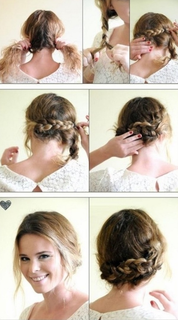 Amazing 101 Easy Diy Hairstyles For Medium And Long Hair To Snatch Attention Short Hairstyles For Black Women Fulllsitofus
