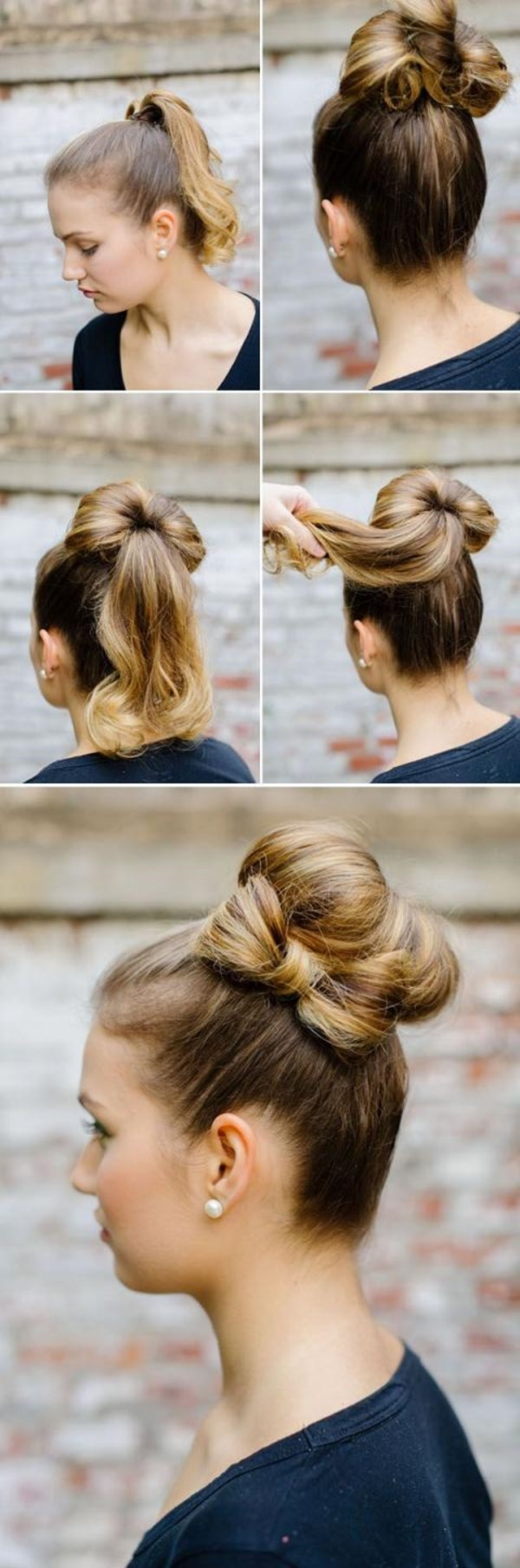 101 Easy DIY Hairstyles for Medium and Long Hair to snatch attention
