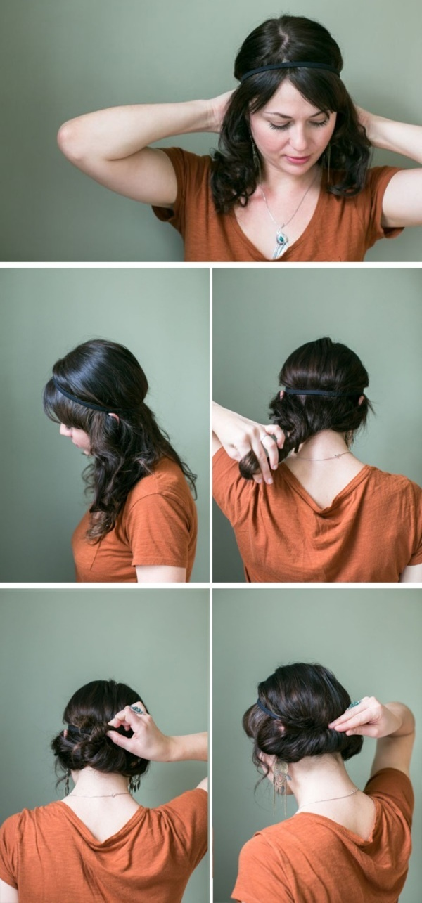 Enjoyable 101 Easy Diy Hairstyles For Medium And Long Hair To Snatch Attention Hairstyles For Men Maxibearus