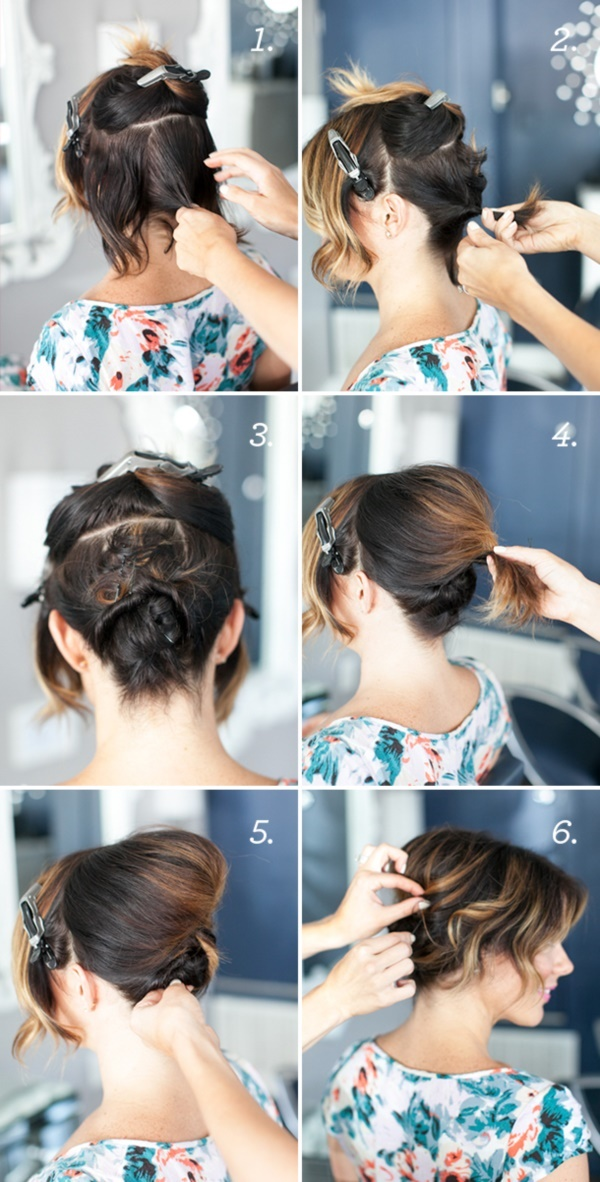 Brilliant 101 Easy Diy Hairstyles For Medium And Long Hair To Snatch Attention Short Hairstyles For Black Women Fulllsitofus