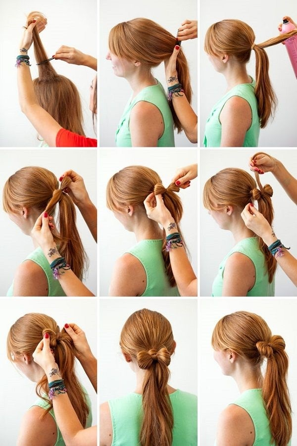 Easy DIY Hairstyles For Medium And Long Hair1 (5)