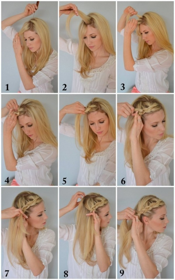 Swell 101 Easy Diy Hairstyles For Medium And Long Hair To Snatch Attention Short Hairstyles Gunalazisus
