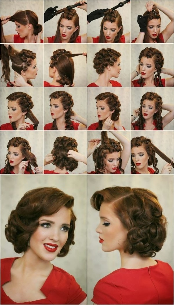 Marvelous 101 Easy Diy Hairstyles For Medium And Long Hair To Snatch Attention Hairstyles For Women Draintrainus
