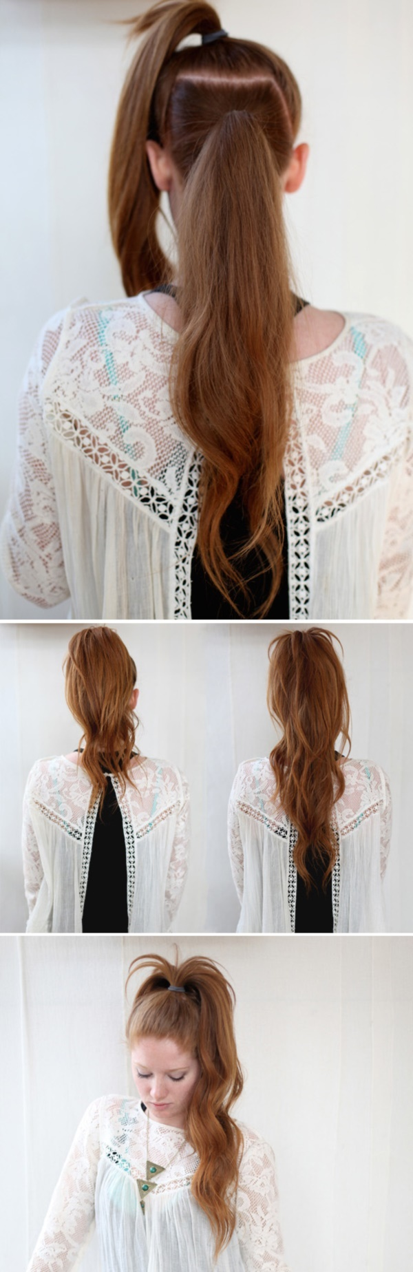 Cool 101 Easy Diy Hairstyles For Medium And Long Hair To Snatch Attention Short Hairstyles Gunalazisus