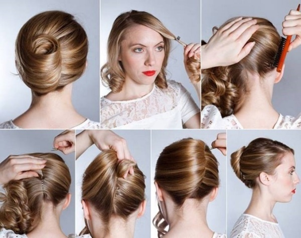Amazing 101 Easy Diy Hairstyles For Medium And Long Hair To Snatch Attention Short Hairstyles Gunalazisus