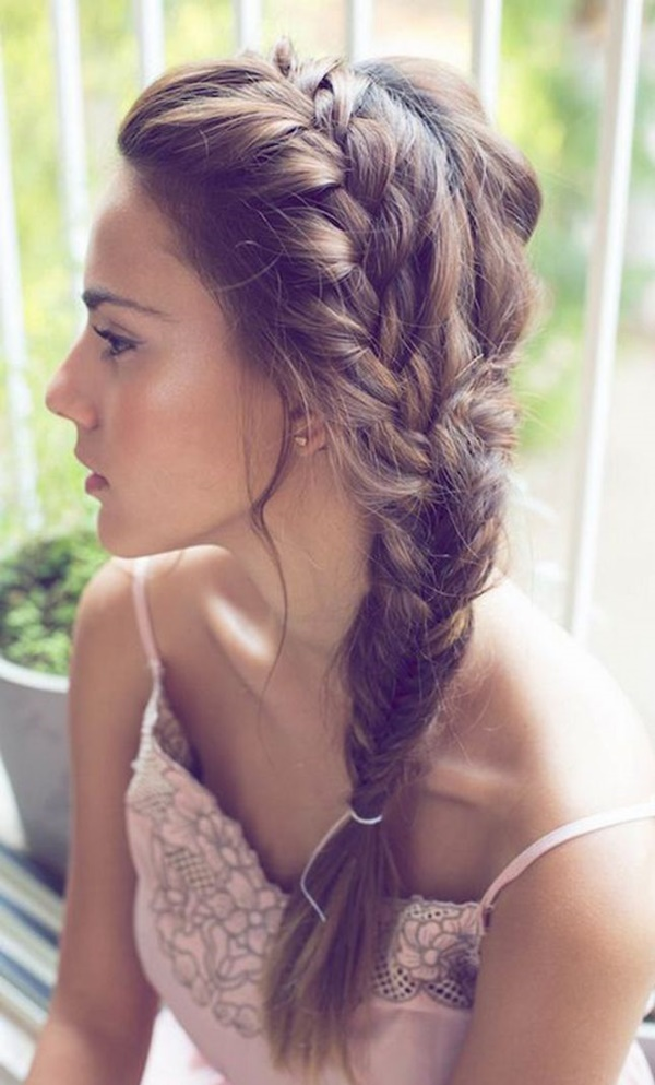 Miraculous 101 Romantic Braided Hairstyles For Long Hair And Medium Hair Hairstyle Inspiration Daily Dogsangcom