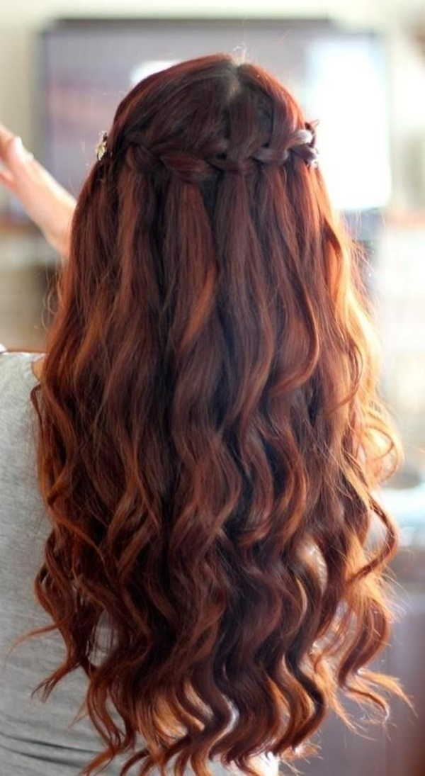 Marvelous Braided Hairstyles For Long Hair And Medium Hair48