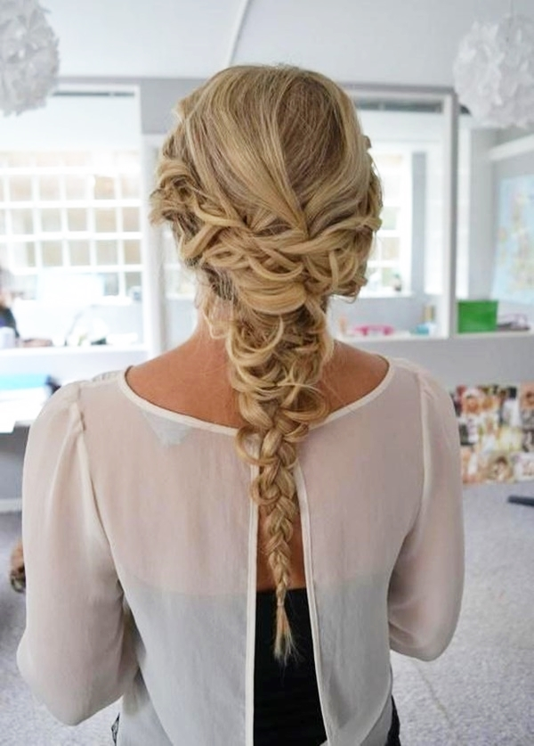 Incredible 101 Romantic Braided Hairstyles For Long Hair And Medium Hair Hairstyle Inspiration Daily Dogsangcom