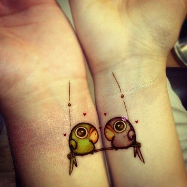 Cute Small Tattoo Designs for Women (2)