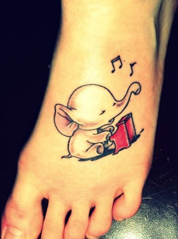 Small Tattoo Designs For Girls: 101 Remarkably Cute Small Tattoo Designs For Women