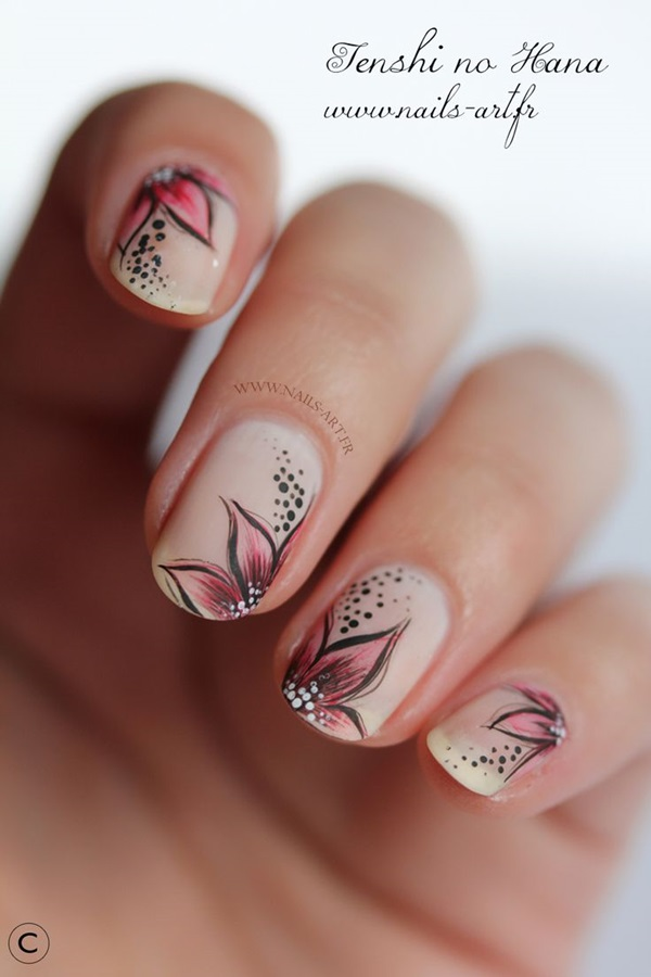 Easy Nail Art Ideas And Designs For Beginners 4