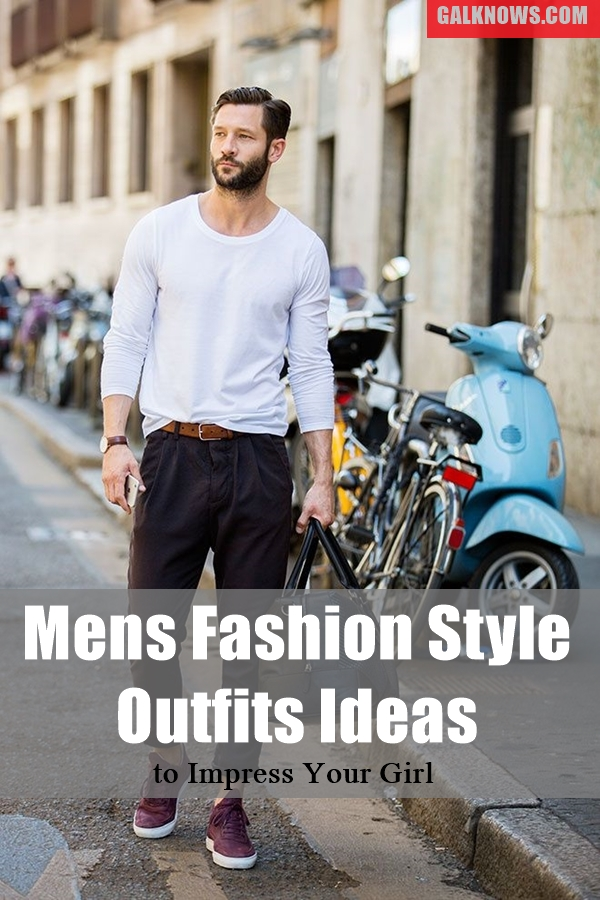 Mens Fashion Style Outfits Ideas 11