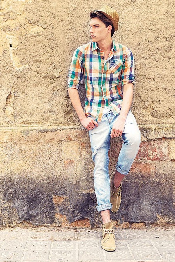 Mens Fashion Style Outfits Ideas 1