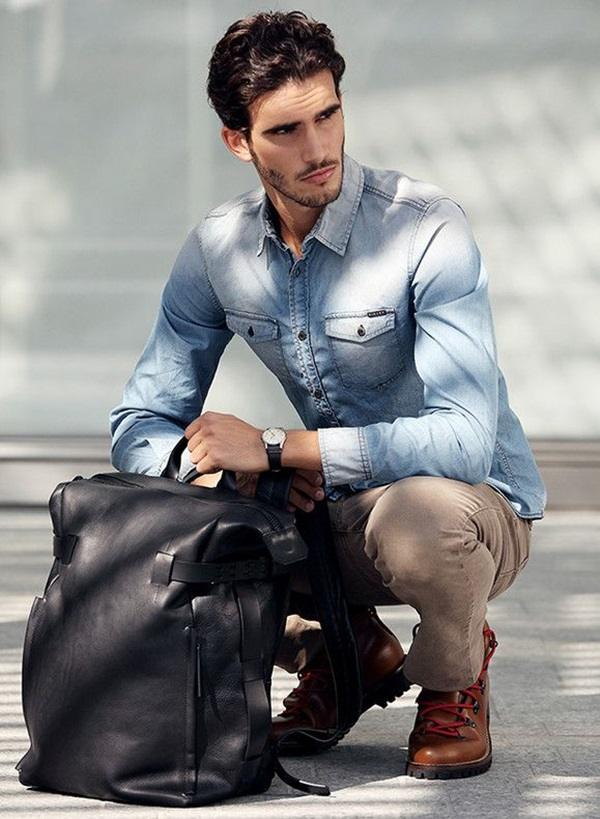 Mens Fashion Style Outfits Ideas (17)