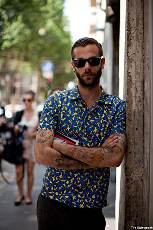 Mens Fashion Style Outfits Ideas (3)