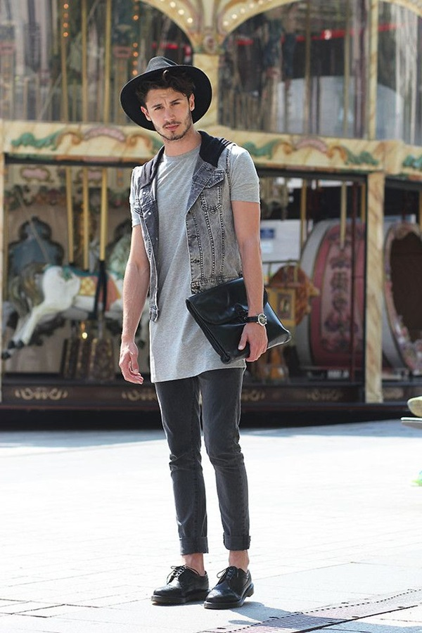 Mens Fashion Style Outfits Ideas (5)