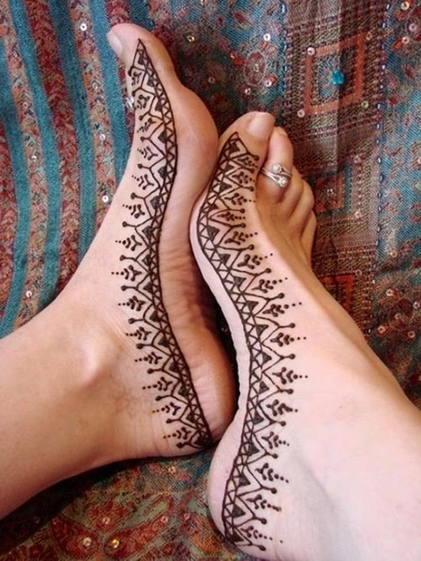 Best Foot Tattoo Designs and Ideas (42)