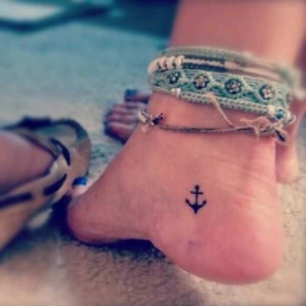 Best Foot Tattoo Designs and Ideas (50)