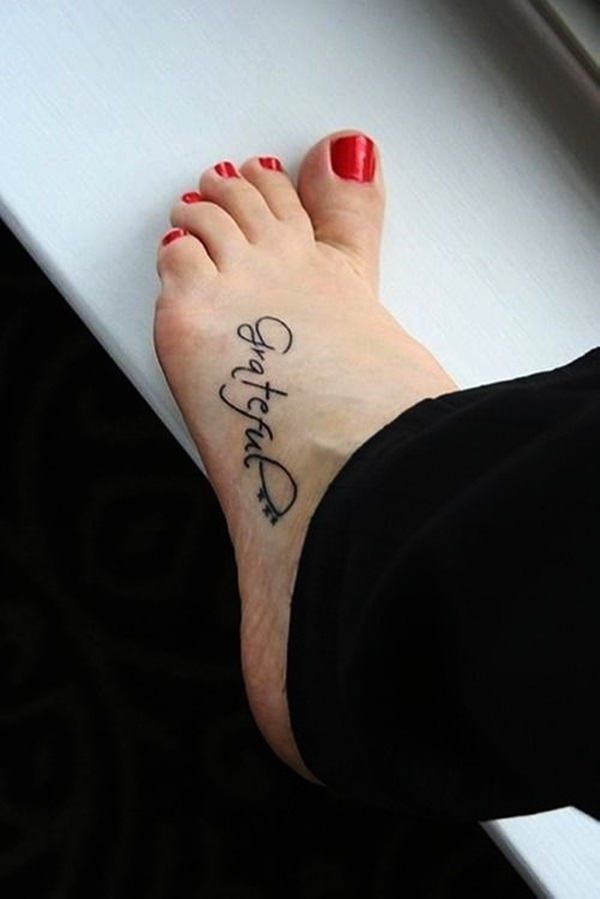 Best Foot Tattoo Designs and Ideas (67)