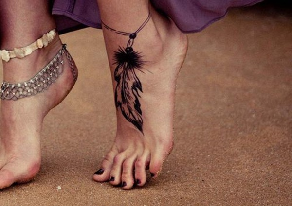 Best Foot Tattoo Designs and Ideas20