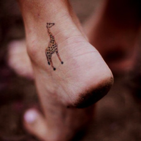 Best Foot Tattoo Designs and Ideas38