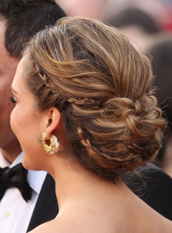 Unique Cute Easy Updos For Medium Hair  HairstylesHaircuts And Hair Colors