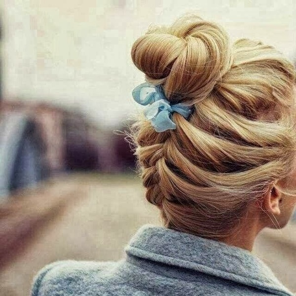 Easy Bun Hairstyles for Long Hair and Medium Hair101