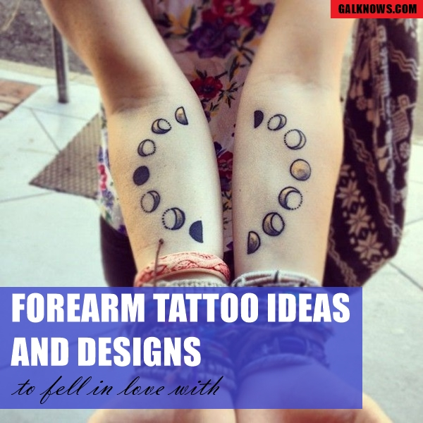 Forearm Tattoo Ideas and Designs 1.1