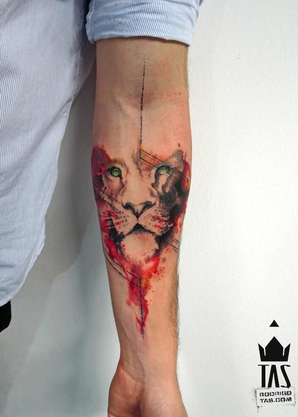 Forearm Tattoo Ideas and Designs 23