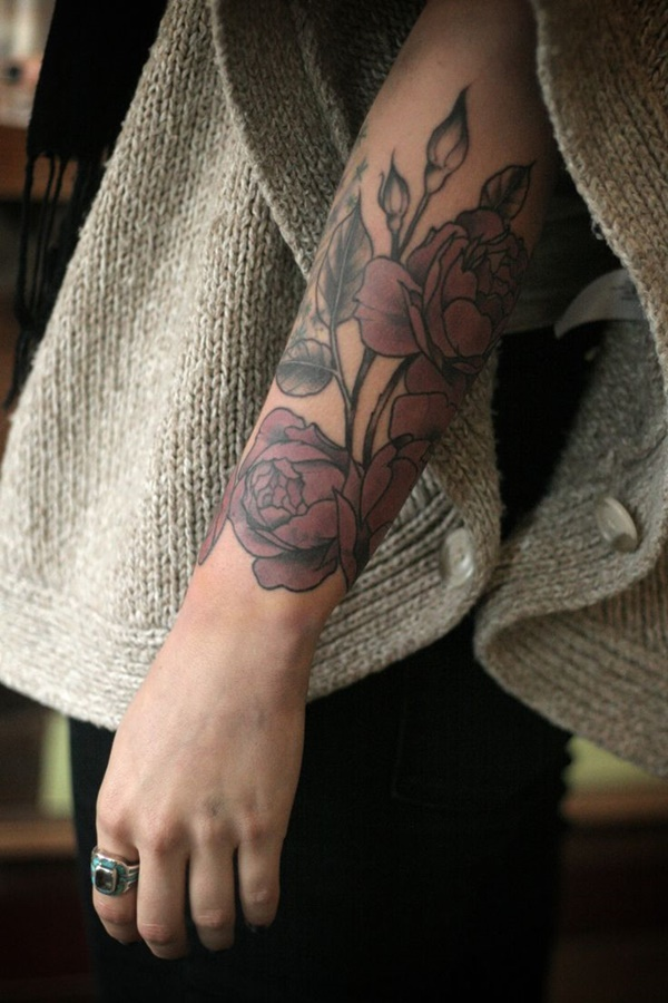 Forearm Tattoo Ideas and Designs 30