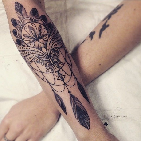Forearm Tattoo Ideas and Designs 52