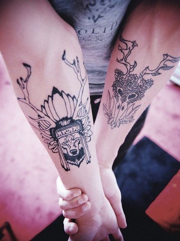 Forearm Tattoo Ideas and Designs 57