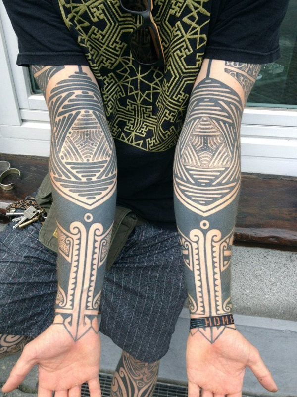Forearm Tattoo Ideas and Designs 93