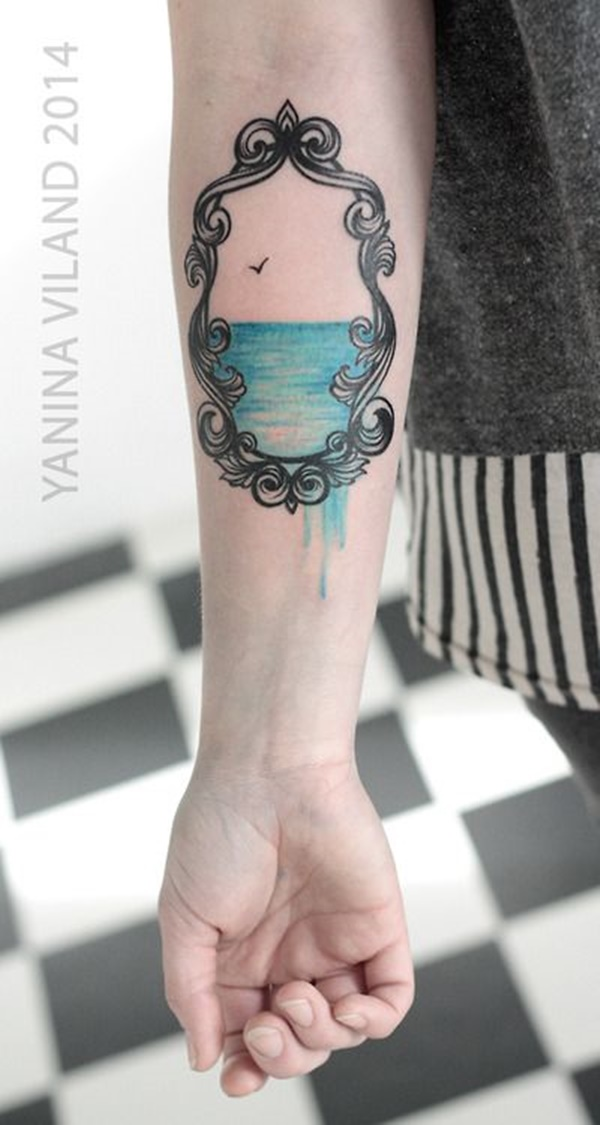 Forearm Tattoo Ideas and Designs 95