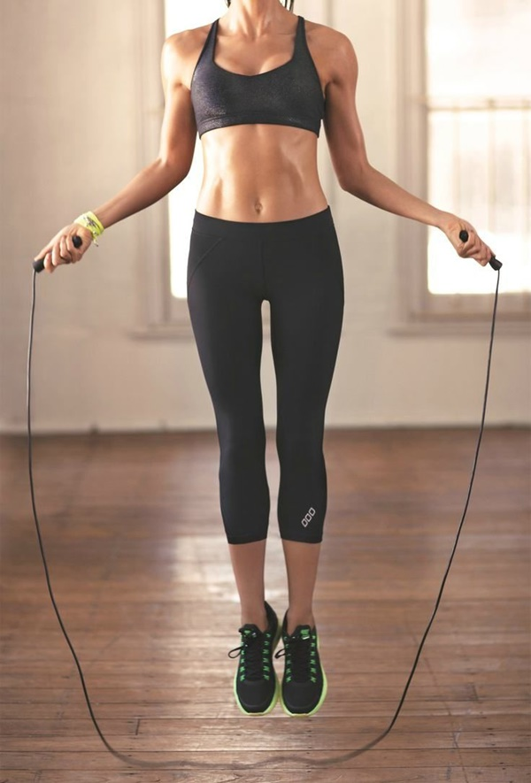 One Month Fitness Workout Plan for Women26