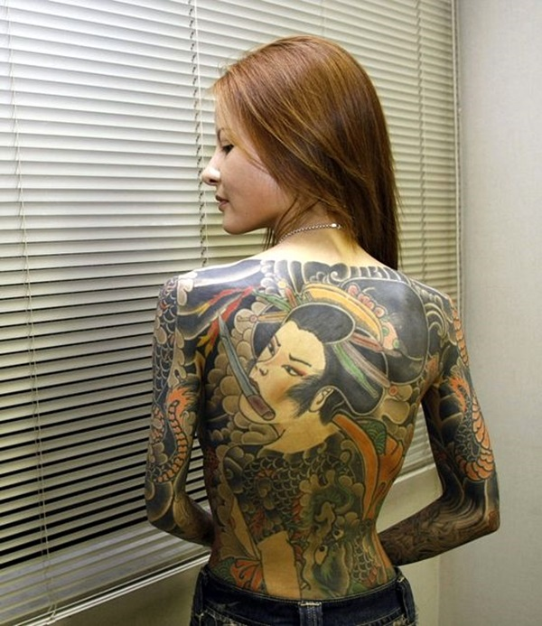 Appealing Back Tattoo Designs to die for (11)