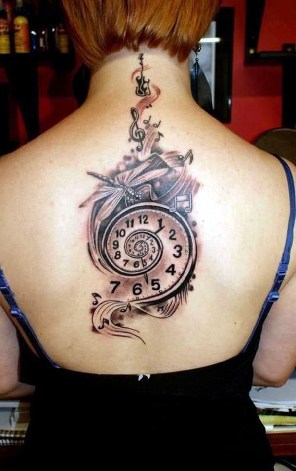 Appealing Back Tattoo Designs to die for (18)