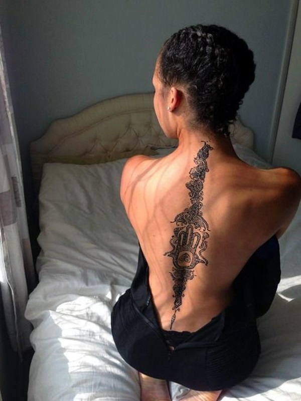 Appealing Back Tattoo Designs to die for (25)