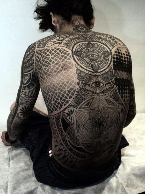 Appealing Back Tattoo Designs to die for (31)