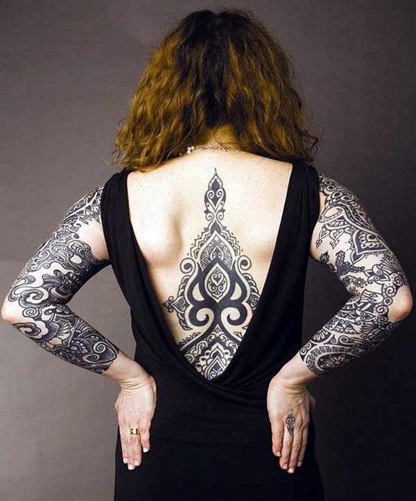 Appealing Back Tattoo Designs to die for (33)