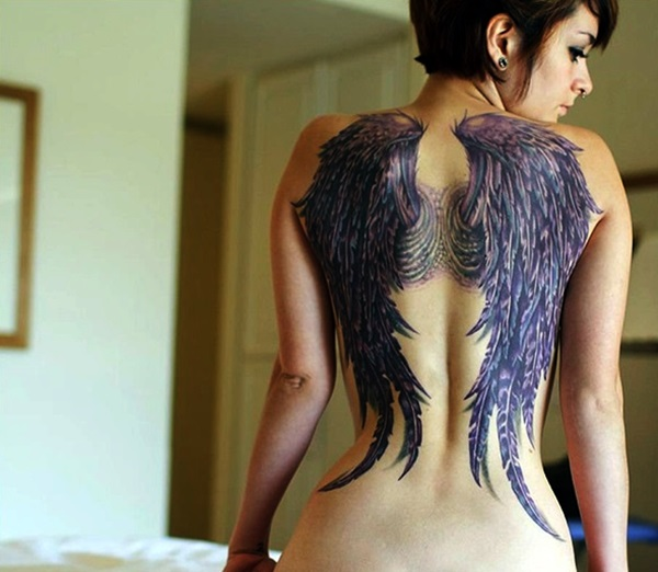Appealing Back Tattoo Designs to die for (34)
