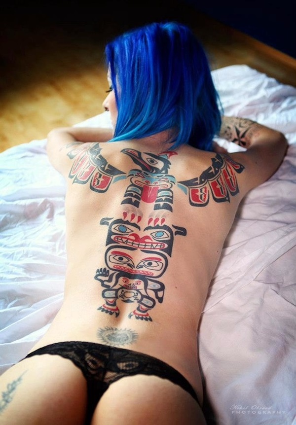 Appealing Back Tattoo Designs to die for (4)