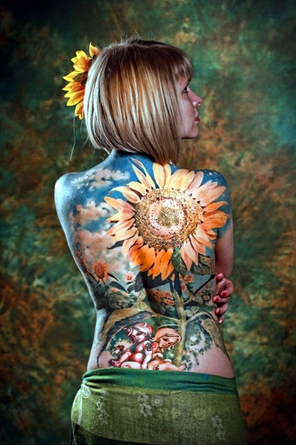 Appealing Back Tattoo Designs to die for (45)