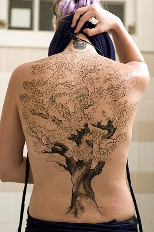 Appealing Back Tattoo Designs to die for (6)