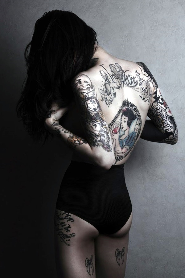 Appealing Back Tattoo Designs to die for (67)