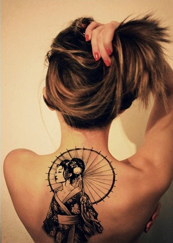 Appealing Back Tattoo Designs to die for (74)