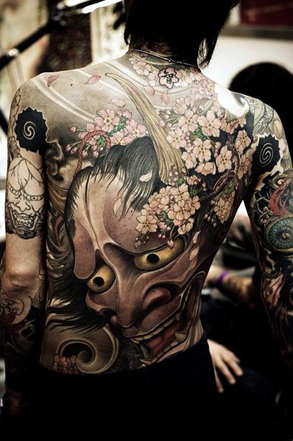 Appealing Back Tattoo Designs to die for (76)