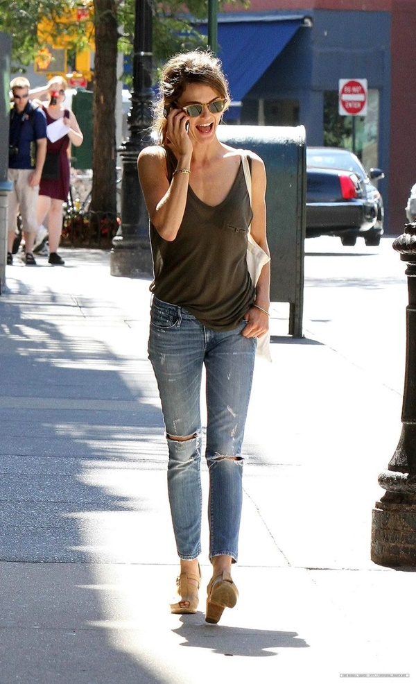 Celebrity Fashion Style Outfits21-Keri Russell