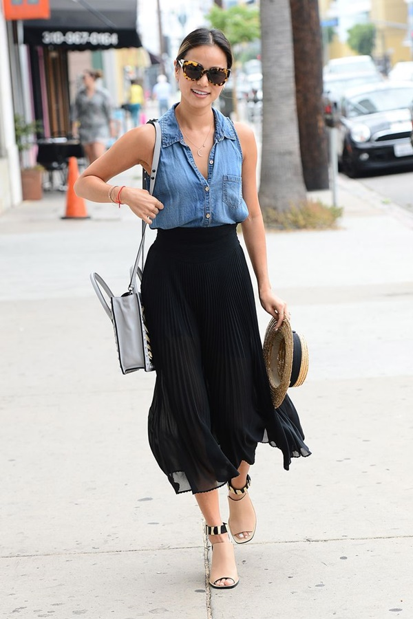 Celebrity Fashion Style Outfits8-jamie chung style