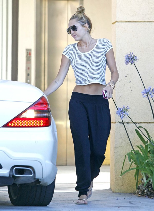Celebrity Fashion Style Outfits92-Miley Cyrus